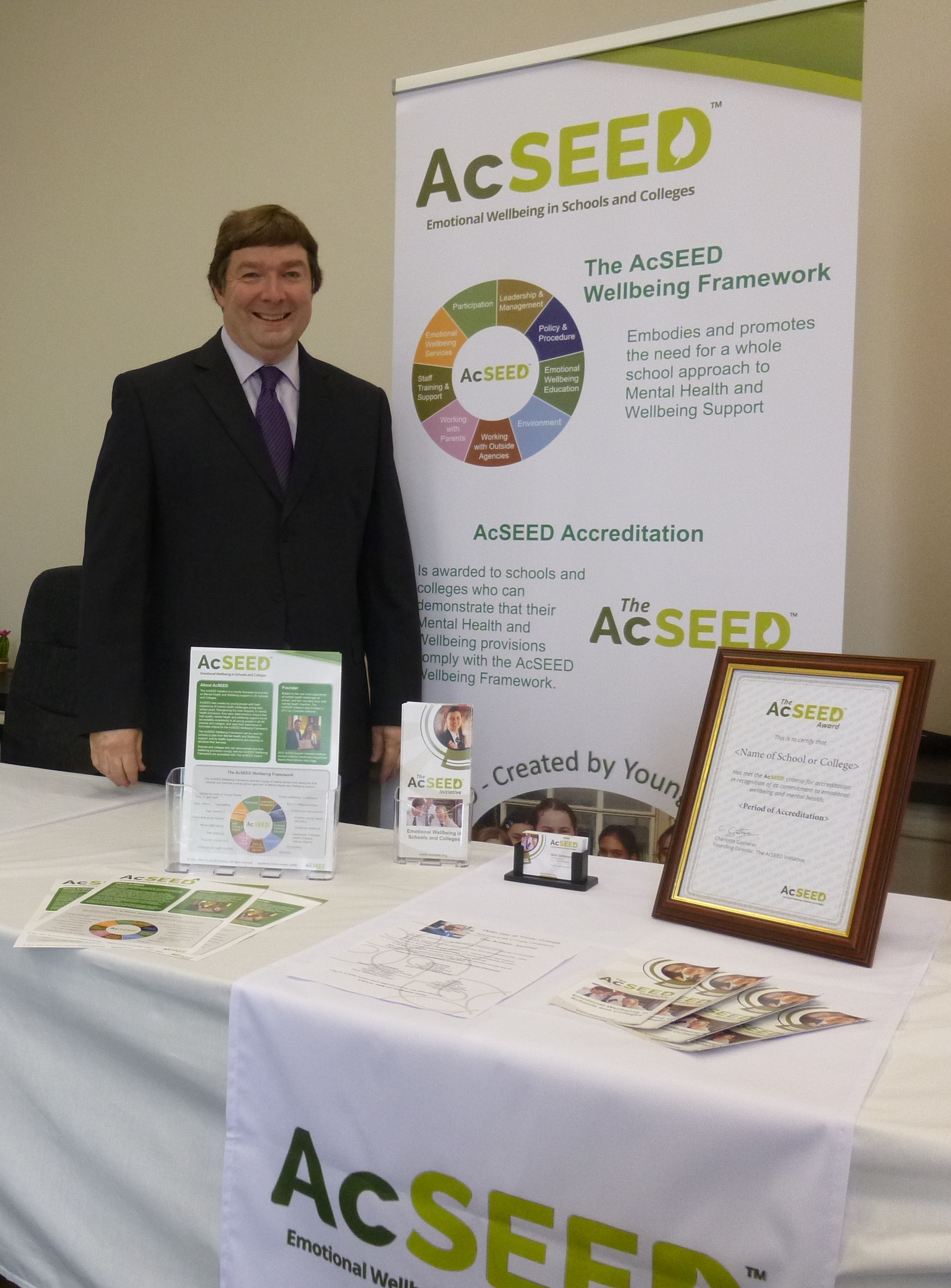 AcSEED at the Trinity Autism Conference